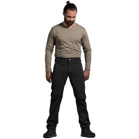 Tatonka Mohac Pantalones Hombre, dark black